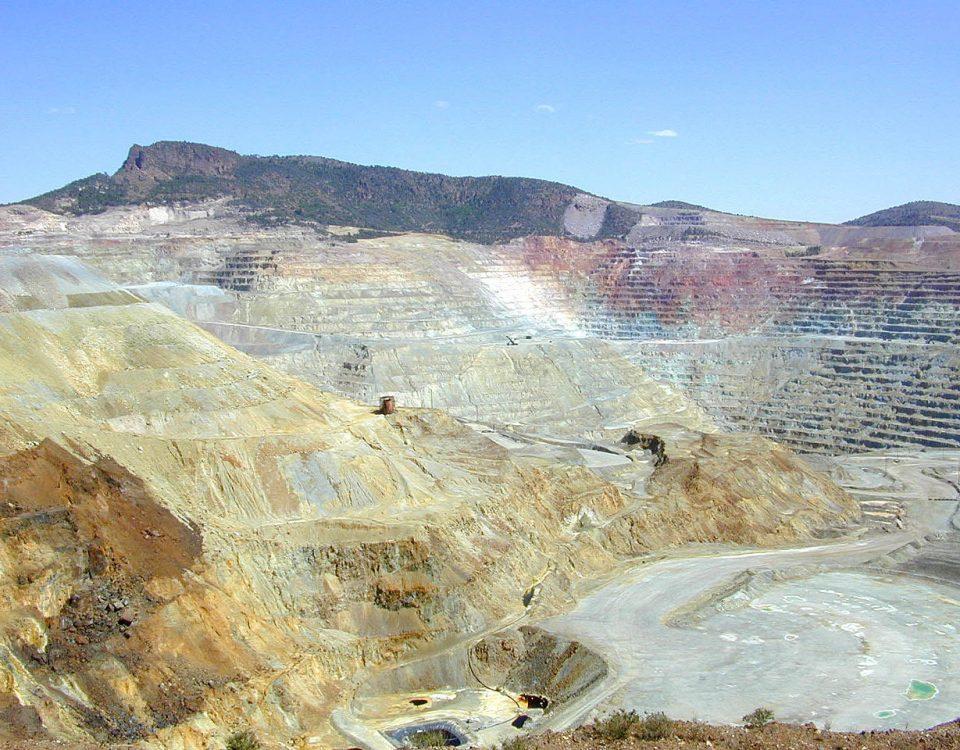 mineria a cielo abierto-MINERA MARA